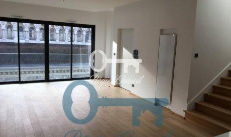 Location d'appartement duplex T3 avec terrasse et proche métro à Lyon 06